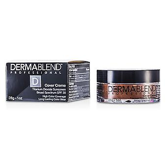 Dermablend Cover Creme Broad Spectrum Spf 30 (high Color Coverage) - Golden Bronze - 28g/1oz