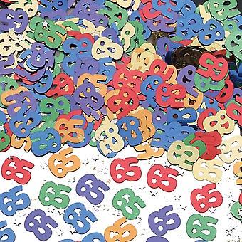 Amscan Confetti multicolores - 65