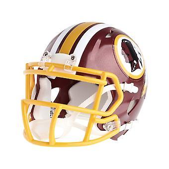 Riddell mini football helmet - NFL Washington Redskins speed