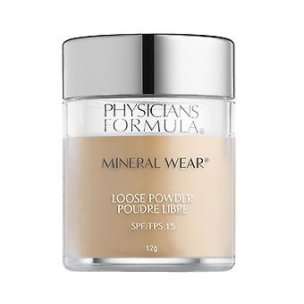 Physicians Formula Mineral Wear Loose Powder SPF 15-Creamy Natural