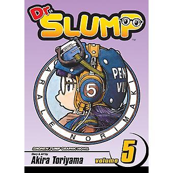 Dr. Slump Vol. 5 by Akira Toriyama