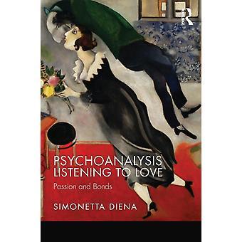 Psychoanalyse luisteren naar liefde door Simonetta diena