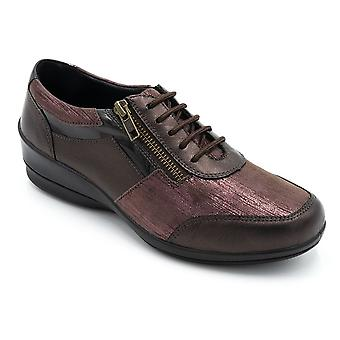 Padders Steffi Womens casual Lace up schoenen