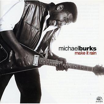 Machen Sie Michael Burks - es Regen [CD] USA import