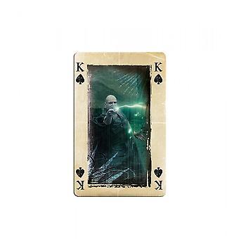 هاري بوتر وأوراق اللعب