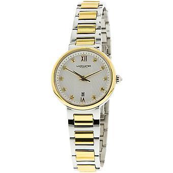 Lancaster watch watches ENIGMA LPW00053 - watch ENIGMA steel two-tone Dor woman