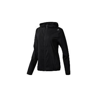 リーボック ウーブン ジャケット CX0294 ユニバーサル オールイヤー レディース ジャケット