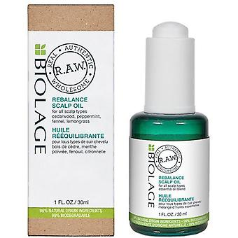 Biolage Raw Rebalance Scalp Oil 30 ml