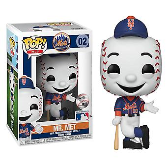 MLB M. Met Pop! Vinyle