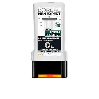 L'Oreal Make Up Men Expert Shower Gel Hydra-sensitive Calmante 300 Ml For Men