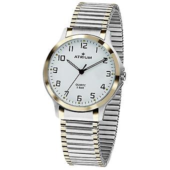 ATRIUM Dámske hodinky náramkové hodinky z nerezovej ocele A13-64 šnúrkou