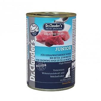 Dr. Clauder's Junior Dog food (Dogs , Dog Food , Wet Food)