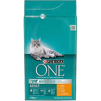 Purina One Adult Chicken (Cats , Cat Food , Dry Food)