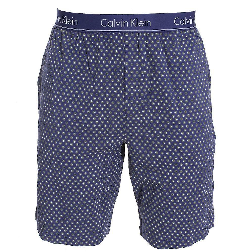 Calvin Klein Pyjama Set, Ice Pulp Top / Mod Dot Short, X-Large