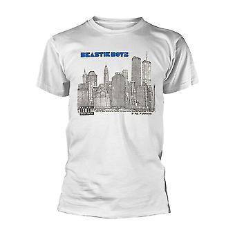 Die Beastie Boys to the 5 Boroughs offiziellen T-Shirt T-Shirt Herren Unisex