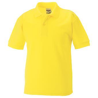 Jerzees Schoolgear Childrens 65/35 Pique Polo Shirt