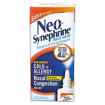 Neo-synephrine cold & sinus, extra strength spray, 0.5 oz