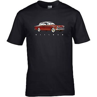 Hillman Classic - Bilmotor - DTG Tryckt T-shirt