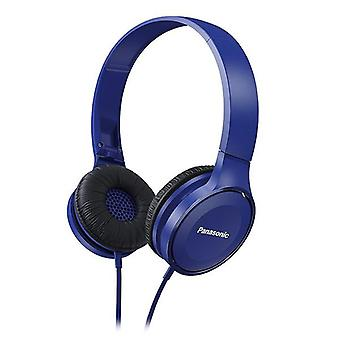 Headphones panasonic rphf100ea blue