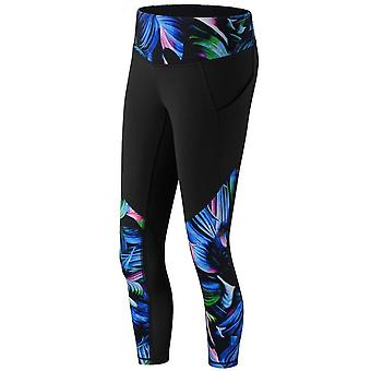 New Balance Premium Performance Fashion Crop WP61100LFP running all year women trousers