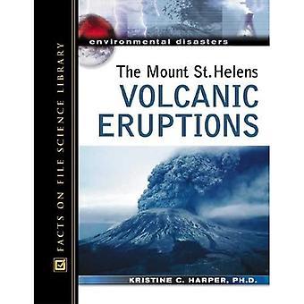 Mount St Helens vulkanutbrottet