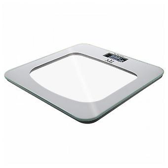 Digital badrum skalor JATA P110 150 kg silver