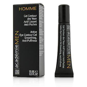 Men eye contour gel 100307 15ml/0.5oz