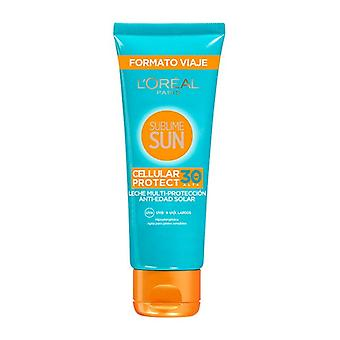 Sun Milk Sublime Sun L'Oreal Make Up/Spf 30 - 200 ml