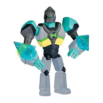 Ben 10, Action Figure - Omni-Kix Armor Diamondhead