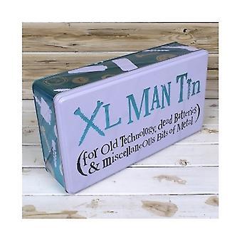 Bright Side XL Man Tin