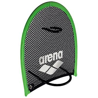 Arena Flex Paddles - Acid Lime/Black