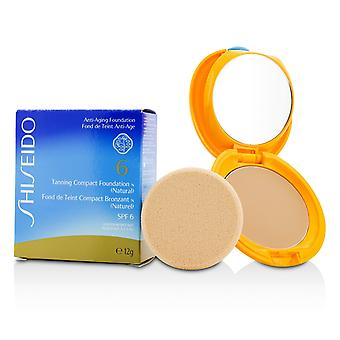 Tanning compact foundation n spf6 natural 102466 12g/0.4oz