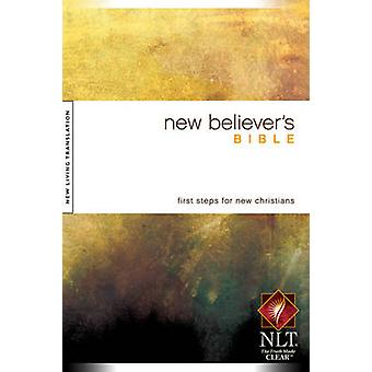 NLT nye troende Bibelen ved redigert av Greg Laurie & redigert av Karen Dagher