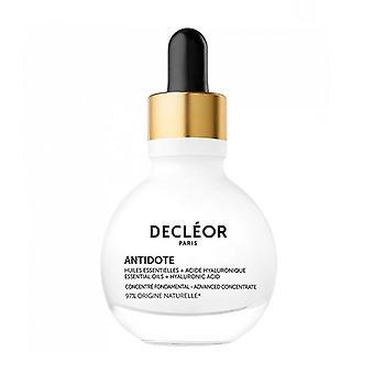 Aceites Esenciales de Antídoto Decleor + Concentrado de ácido hialurónico 30ml