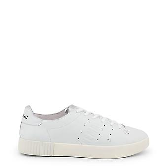 Man leather sneakers shoes b59543