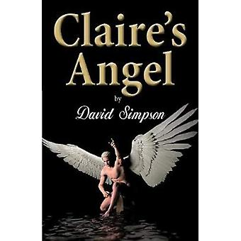 Claire's Angel by David Simpson - 9780722348871 Book