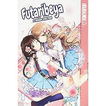 Futaribeya Volume 1 by Yukiko - 9781427859822 Book