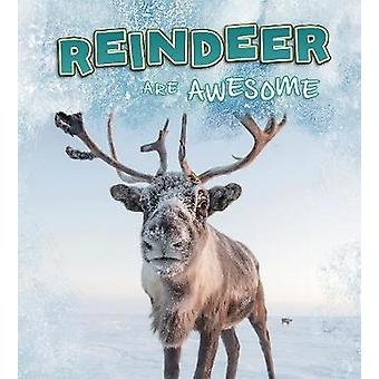 Reindeer Are Awesome von Jaclyn Jaycox - 9781474786300 Buch