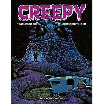Creepy Archives Volume 29 by Various - 9781506712406 Book