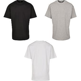 Rakenna Brand Unisex Adults Wide Cut Jersey T-paita