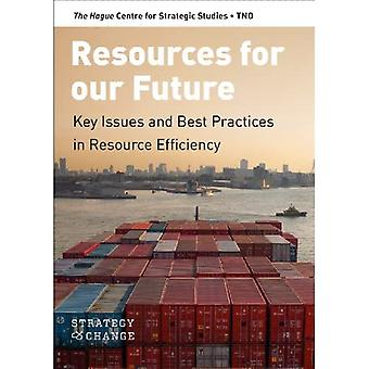 Resources for Our Future: Key Issues and Best Practices in Resource Efficiency (Strategy & Change - HCSS)
