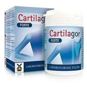 Laboratorios Tegor Cartilagor Strong Shark Cartilage 50 Capsules