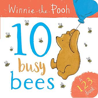 Winnie the Pooh 10 Busy Bees a 123 Book