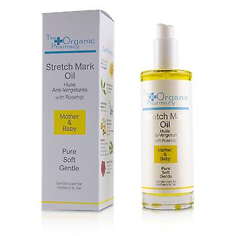 Stretch mark oil   for mothers & mothers to be 100ml/3.3oz