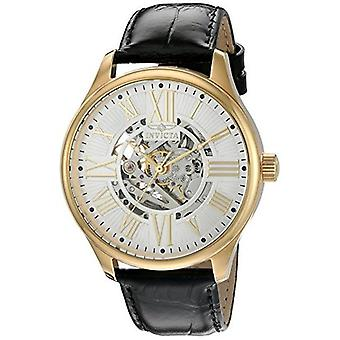 Invicta  Vintage 22568  Leather  Watch