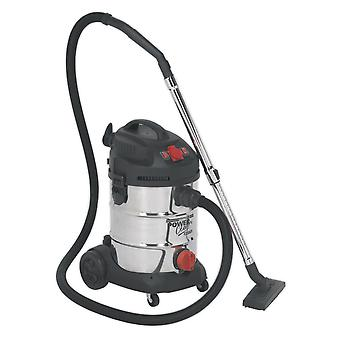 Sealey Pc300Sdauto aspirateur industriel 30Ltr 1400W/230V Auto Start