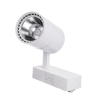 Jandei Led Spotlight for White Lane, 40W 3600 Lumens (x300W bulb), 6000K cold white light, for museum store