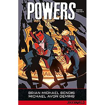 Powers Book Seven by Brian Michael Bendis - 9781779500748 Book