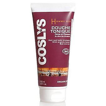 Coslys Shampoo & Shower Gel 200 ml Male