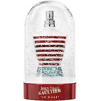 Jean Paul Gaultier Le mandlig Snowglobe samlere udgave Eau de toilette 125ml EDT spray